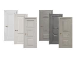 Коллекция дверей Geona Дивайн дополнена глухими моделями.