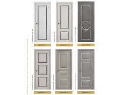 НОВИНКА! Классические двери Geona Дивайн