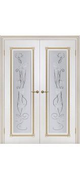 Двустворчатая дверь Тоскана