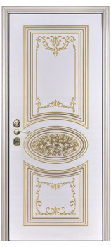 Входная металлическая дверь Элит 1